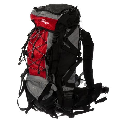 Outdoor batoh, krosna Loap, turistické batohy 60 L (50+10 L) turistika, expedice - VÝPRODEJ