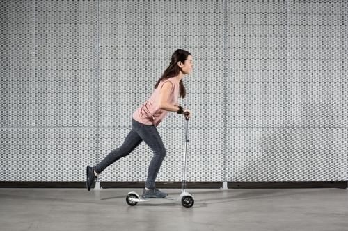 Trojkolová koloběžka Kickboard Compact Interchangeable, tříkolové koloběžky pro děti i dospělé