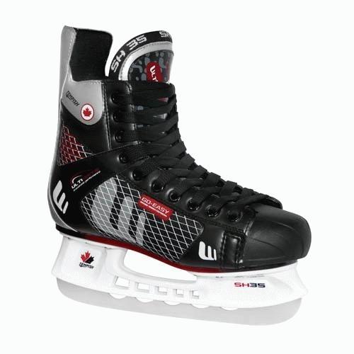 Kvalitní lední hokejové brusle Tempish Ultimate, zimní brusle na hokej - VÝPRODEJ