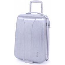 Malý příruční kufr se dvěma kolečky March New Carat 55 cm - VÝPRODEJ