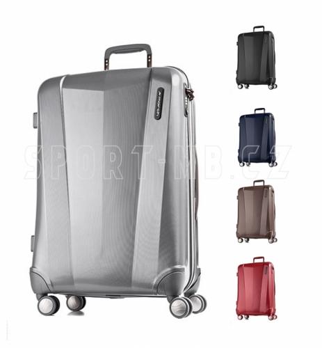 Cestovní kufr odlehčený March Vision 77 cm, ultralehký kufr na kolečkách velký - VÝPRODEJ