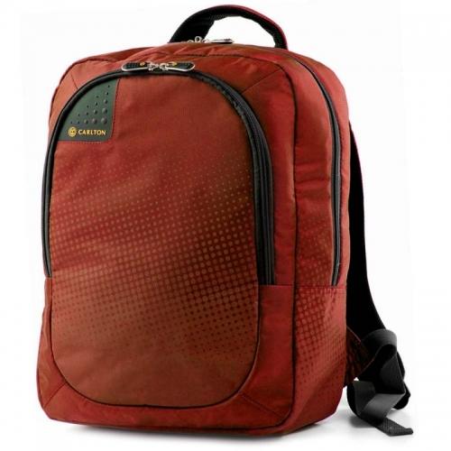 Batoh na notebook Tribe Backack Red, lehké textilní tašky, cestovní batohy na laptop - VÝPRODEJ