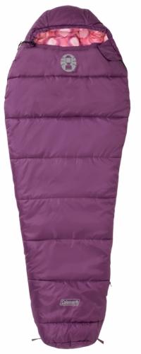 Dětský teplý spacák Coleman Salida Mummy, dětské spací pytle -17°C - AKCE