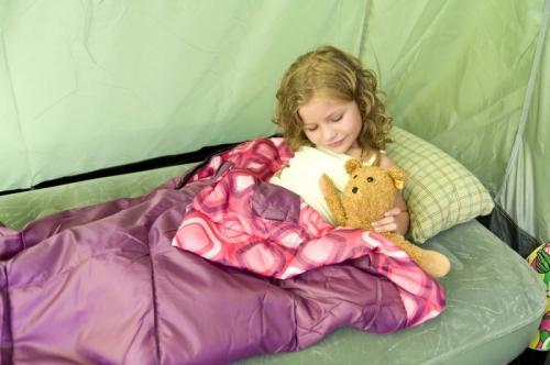 Dívčí dekový spacák Coleman Salida Rectangular -10°C