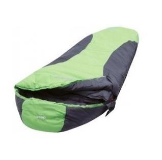 Teplý dětský letní / třísezónní spacák Loap do -10 °C, spací pytel pro větší děti - AKCE