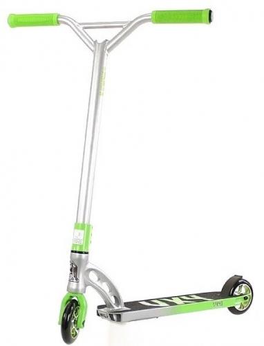 Freestyle koloběžka Madd Gear MGP VX4 Nitro alloy/green - AKCE