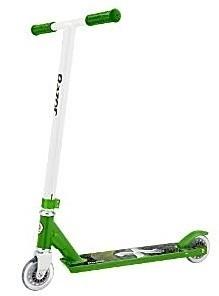 Freestyle koloběžka Razor PRO X zelená pro začínající jezdce, juniory a děti - VÝPRODEJ