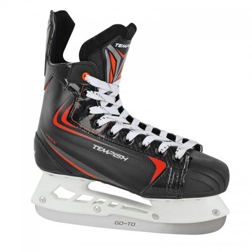 Hokejové brusle Tempish Revo RSX, tvarovatelné lední brusle na hokej - AKCE