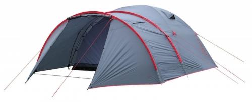 Velký campingový rodinný stan se 2 ložnicemi a předsíní Loap Vall pro 4-6 osob - AKCE