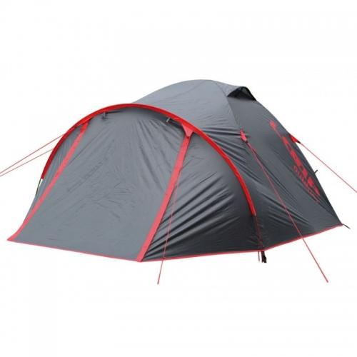 Turistický a campingový stan Loap Brittle pro 4 osoby - VÝPRODEJ