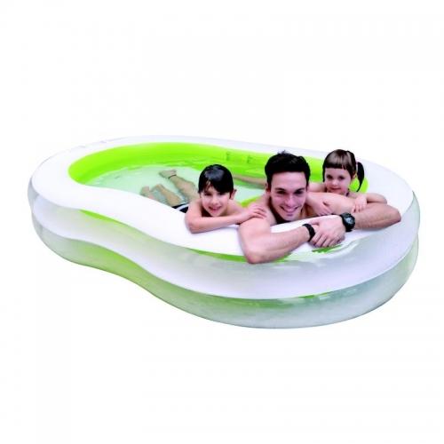 Nafukovací bazén Giant Figure-8 240x140 cm