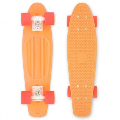 """Penny board Baby Miller Ice Lolly tangerine orange 23"""" - AKCE"""