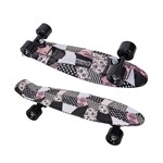 """Plastový skateboard Tempish Buffy Patch 22,5"""", dětské penny boardy - AKCE"""