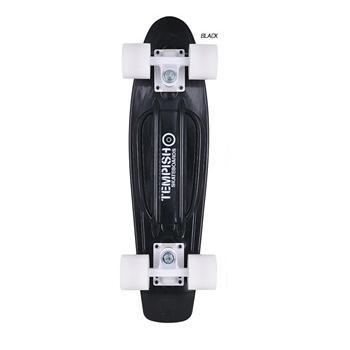 Svítící skateboard Tempish Buffy Flash black/černý, pennyboard se svítícími kolečky