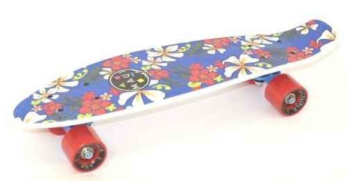 Penny board Maui Kicktail Cruiser Easy Livin 23,5""