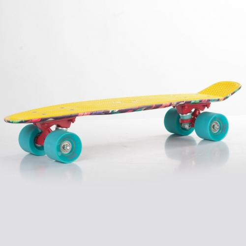 "Pennyboard Baby Miller Expression feather 23""  - AKCE"