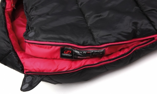 Dámský spací pytel Hannah Trek w 240 do -15°C, teplé dámské spacáky