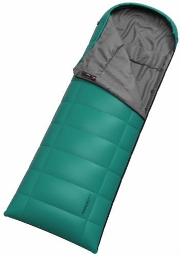 Dekový spací pytel Hannah Ranger 200, prostorný teplý celoroční spacák