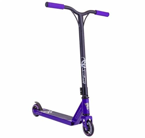 Freestyle koloběžka Grit Fluxx Purple/Satin black  - AKCE