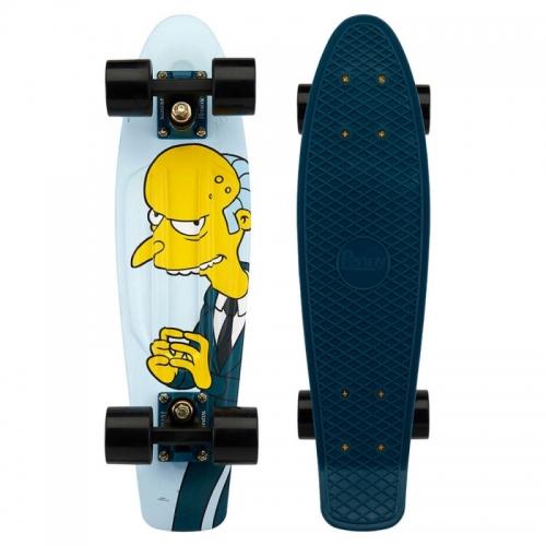 "Pennyboard The Simpsons 22"" Mr. Burns excellent - VÝPRODEJ"