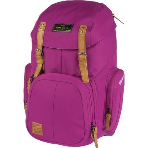 Dámský batoh Nitro Weekender grateful pink 42 L - AKCE