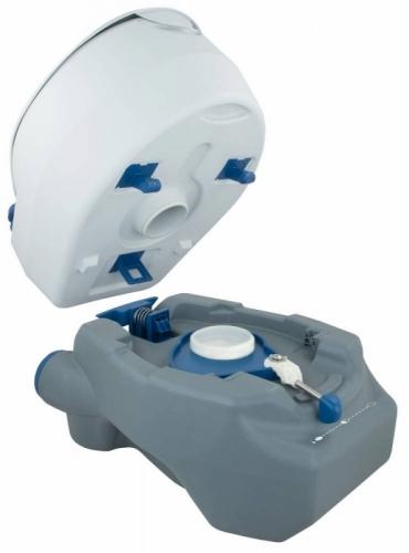 Chemická toaleta Campingaz 20L, chemické mobilní toalety včetně chemie - AKCE