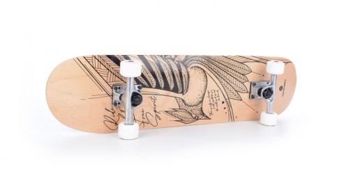 Dřevěný skateboard Tempish Free Spirit pro pokročilé