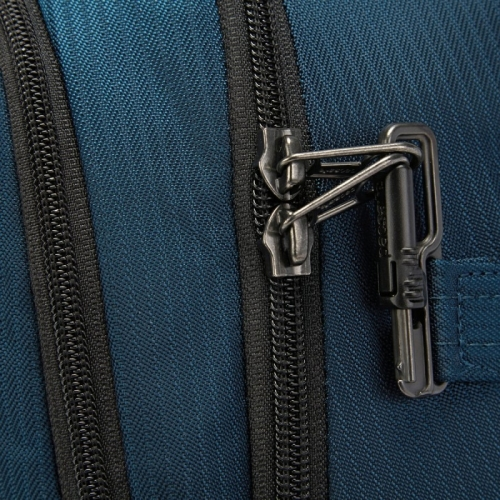Menší městský batoh Pacsafe Metrosafe LS350 Econyl Backpack ocean 15 L
