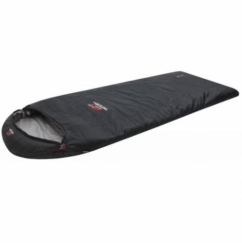 Třísezónní dekový spací pytel Hannah, teplé spacáky komfort 3°C, extrém -11°C - VÝPRODEJ