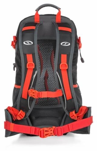 Lehký cyklistický batoh na kolo Loap 25L red/červený, cyklo batohy