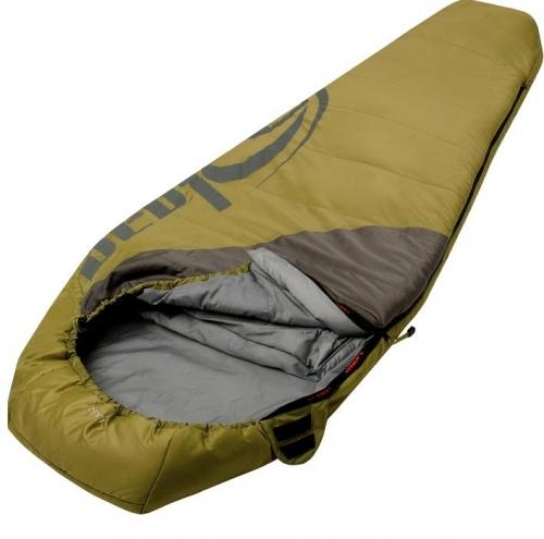 Lehký spacák Loap, levné letní spací pytle mumie -3°C na kolo, vodu, turistiku - AKCE