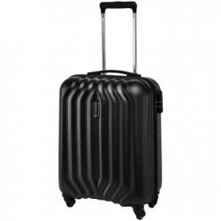 Příruční kufr na 4 kolečkách Carlton Sonar 55 cm, ultralehký skořepinový kufr palubní