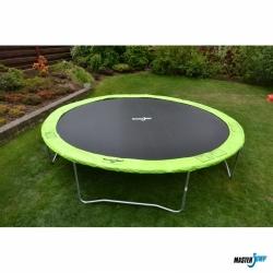 Velká trampolína na zahradu, velké trampolíny 430 cm