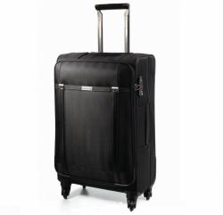 Cestovní textilní kufr na 4 kolečkách Carlton Ascot 78 cm, kvalitní kufry s TSA zamykáním