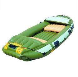 Nafukovací člun pro 3-4 osoby, rybářské i rekreační nafukovací čluny levně