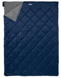 Velký dekový spacák pro 2 osoby Coleman Durango Double, spací pytle pro dva