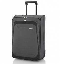 Příruční kufřík do letadla na kolečkách, malý cestovní kabinový kufr 55 x 40 x 20 cm