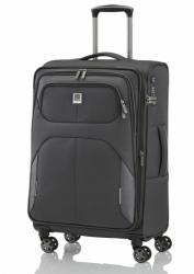 Kvalitní rozšiřitelný cestovní kufr Titan Nonstop M na 4 kolečkách 68 cm