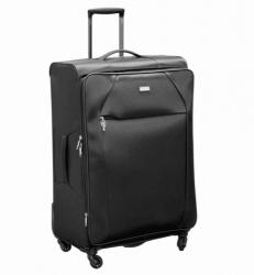 Velký kufr na 4 kolečkách Stratic Unbeatable L QS 76 cm (rozšiřitelný)