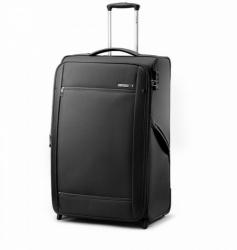 Kufr na kolečkách Carlton O2 72 cm černý (rozšiřitelný)
