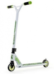 Freestyle koloběžka Slamm Urban Xtrm II Scooter white/green