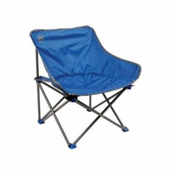 Skládací židle Coleman Kick-back blue/modrá, lehké a skladné křesílko