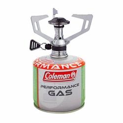 Plynový malý turistický vařič Coleman F1 Spirit s pouzdrem