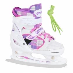 Dívčí roztahovací brusle Tempish Verso Ice girl fialové