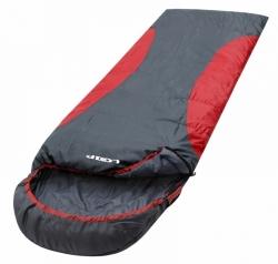 Dekový spacák Loap Emmet -8 °C, prostorné široké spací pytle