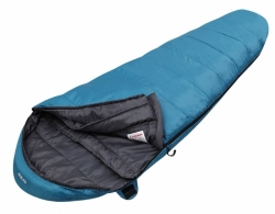 Lehký a skladný spací pytel Loap Darway modrý