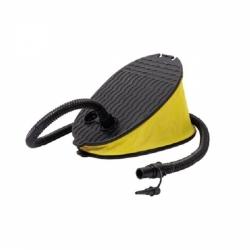 Nožní pumpa na bazény, čluny, lodě, lehátka, matrace, míče s flexibilní hadicí