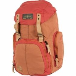 Víkendový batoh Nitro Weekender camel red/cihlově červený