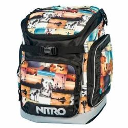 Školní batoh Nitro Bandit california