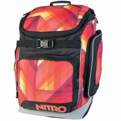 Větší městský batoh Nitro Bandit geo fire 37 L